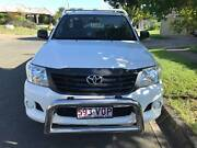 2015 Toyota Hilux Workmate **12 MONTH WARRANTY** Coopers Plains Brisbane South West Preview