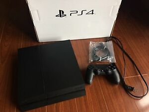 Ps4 for sale great condition.  275