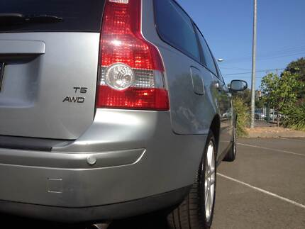 2006 Volvo V50 T5 AWD Wagon Roseville Ku-ring-gai Area Preview