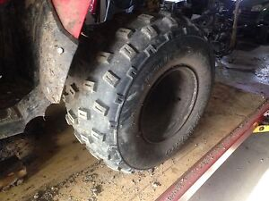 Polaris sportsman 90 tires and rims
