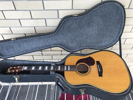 Mint Condition Maton Australian EA80