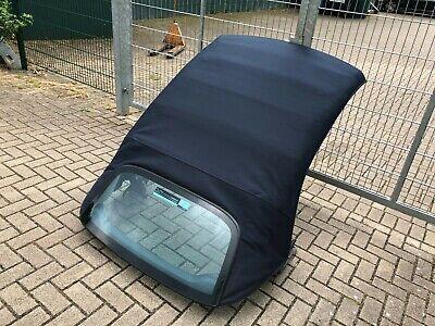Orig. Mercedes CLK W209 A209 Cabrio Verdeck Dach Stoffdach Blau
