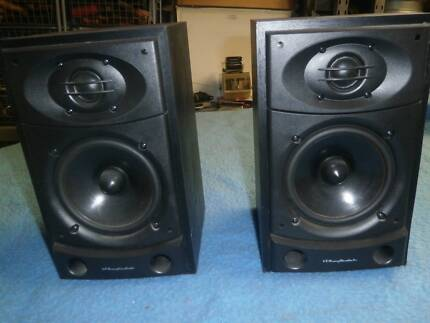 Wharfedale 150W speakers. VGC