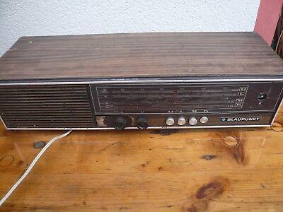 Altes Blaupunkt    Radio  Bastler