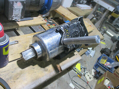 Ingersoll Rand Model 2950 Pneumatic Impact Wrench 3000 Ft. Lbs. 1 12 Drive