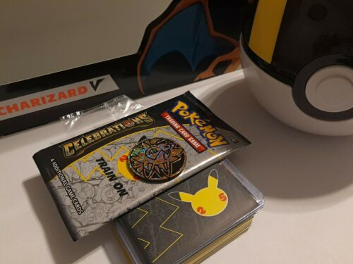 Pokemon TCG 50 LOT Including Anniversary Celebration Pack With Coin - $35.00