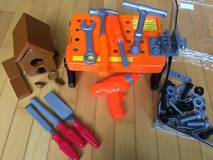 2 Tools play sets