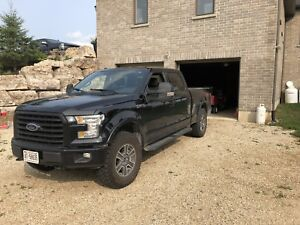 2017 Ford F-150 FX4