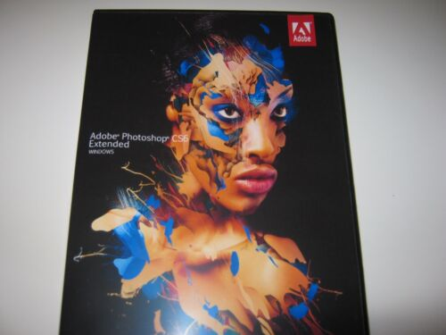 Photoshop CS6 Extended - Disc -