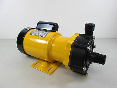 Pan World 200ps-z Magnet Pump 150 Watt 110 Volt 60hz New In Box