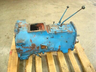 1976 Ford 3600 Tractor 8 Speed Transmission