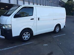 Toyota Hiace Turbo Diesel Campbelltown Campbelltown Area Preview