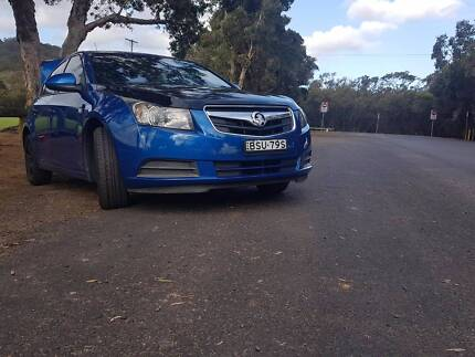 Holden Cruze 2010 CD sedan Gosford Gosford Area Preview