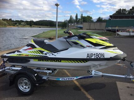 Seadoo RXPX 300 15hrs