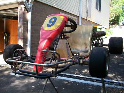 Arrow AX5 Go Kart Manly Vale Manly Area Preview
