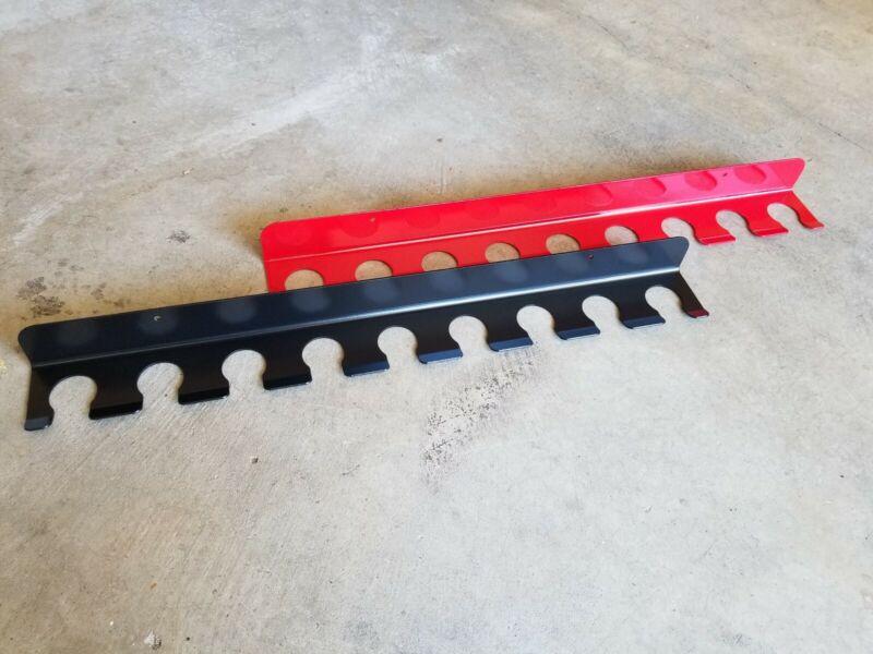 Aluminum Bat Rack Holder - 9 bats