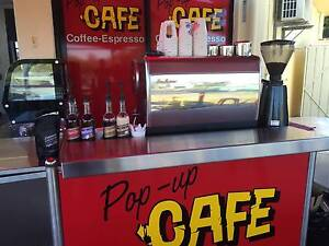 Pop up cafe coffee for lease fully equiped ready to move in! Boondall Brisbane North East Preview