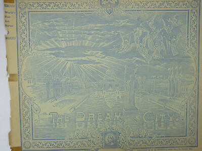 272 PRINTS  Columbian Exposition 1893 Chicago  Dream City COMPLETE SET