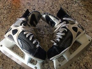 Two pairs of Ccm tacks size 3.5 and 4