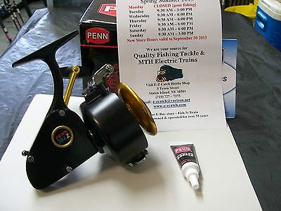 NEW Release Penn Z Series 704Z  Spinfisher All Metal Full Bail Reel U.S.A. -