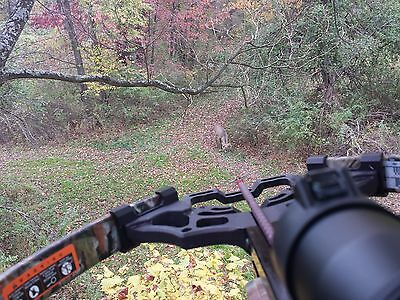 GAME STICK, LLC- SMART Phone Camera Mount Crossbow or Rifle Hunting and Archery