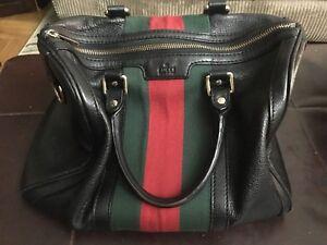 Gucci vintage bowler bag