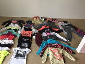 Clothing More than 60 pieces, XS & S, OBO