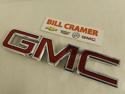 22761795 2007-2013 GMC Sierra OEM Front Grille Emblem