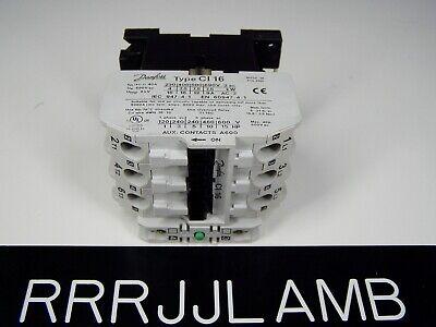 16a 110v Contactor 100-88.4 For Welbilt Varimixer W20 20 Qt Commercial Mixer