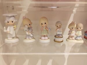 Precious Moments Collectible Porcelain Figurines