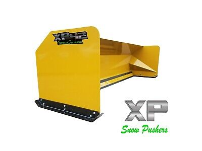 12 Xp42 Loader Snow Pusher Boxes Backhoe Snow Plow Express Steel Local Pick Up