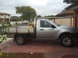 Triton ute 2007 for rent Pascoe Vale Moreland Area Preview