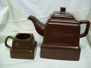 Cadbury Chunky Teapot and Chunky Cadbury Drinking Cup Newcastle Newcastle Area Preview