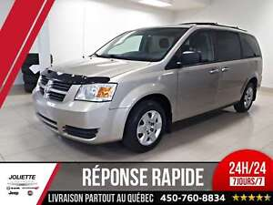 2009 Dodge Grand Caravan SE, STOW N GO, 7 PASSAGER, AIR CLIM, GR