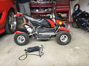 Electric ATV ages 4 to 10