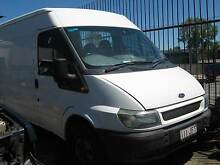 WRECKING 05  Ford Transit VAN AUTO Rocklea Brisbane South West Preview