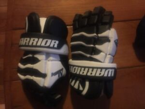 Lacrosse Warrior Gloves