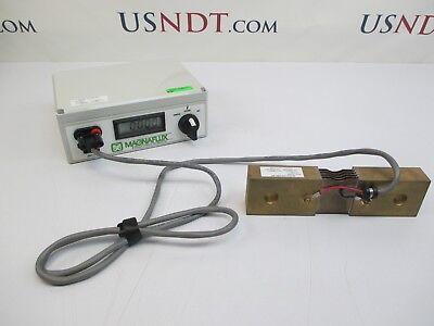 Magnaflux Ammeter Shunt Ndt Magnetic Particle Inspection Mt Flaw Detector