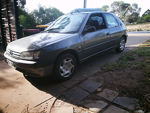 Peugeot 306xr 1995 Seaview Downs Marion Area Preview