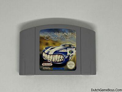 Top Gear Overdrive - EUR - EUR - Nintendo 64 - N64