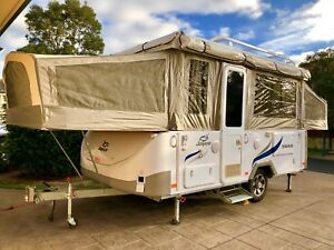 Jayco Swan Campervan - Fully Featured