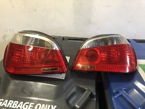 Bmw tail lights e60 5 series