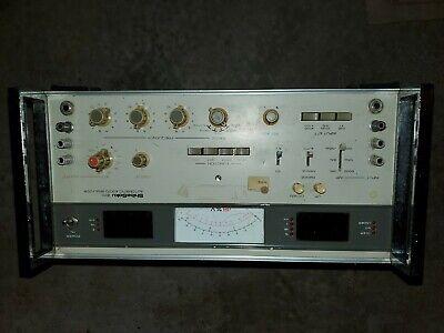 Shibasoku 870 Automatic Audio Analyzer