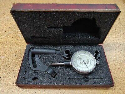Central Tool Co. Dial Test Indicator Set Vintage Kit