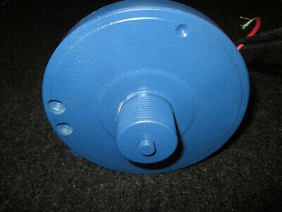 Permanent Magnet Dc Motor 1.25 Hp 90vdc Treadmill Duty Weslo Inc.rotationcw