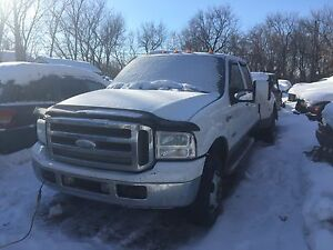 2005 F-350 King Ranch Dually Diesel