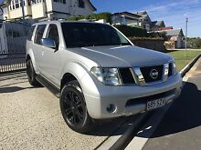 2005 Nissan Pathfinder 7 Seater (4x4) Greenslopes Brisbane South West Preview