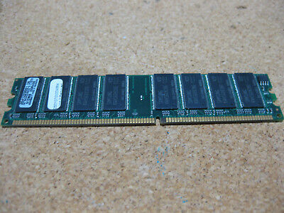Samsung 432 512MB DDR400 Desktop Memory 2041223001 1A 64D40SAM32 8 ET3208 RAM, used for sale  Shipping to India