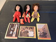 Monkees Finger Puppet