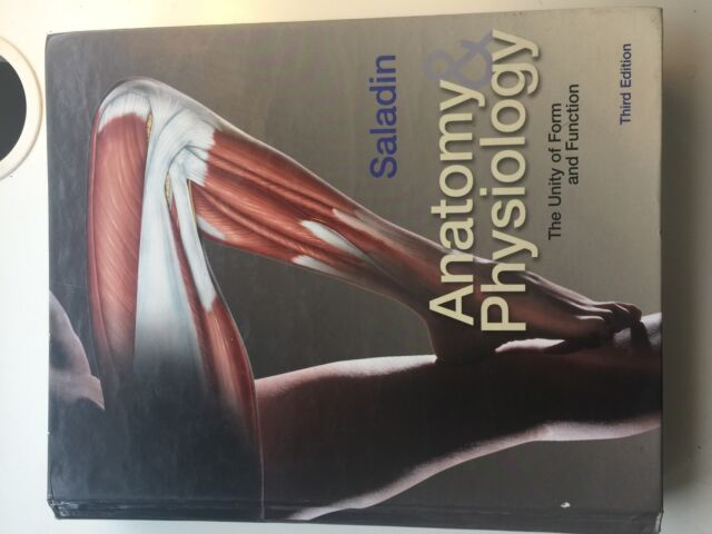 Anatomy Physiology The Unity of Form and Function Third Edition ...